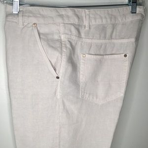 Poetry Fashion Linen Jeans 5 Pocket Styling